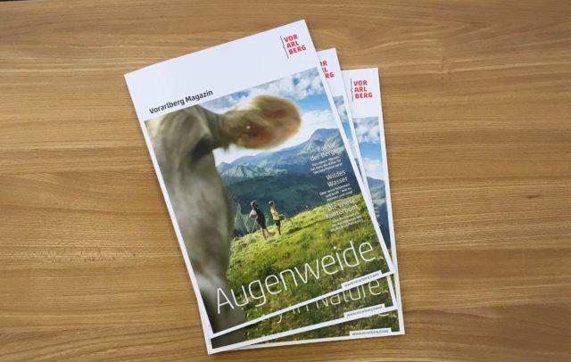 Vorarlberg Magazin Augenweide, 2017 (c) Vorarlberg Tourismus GmbH