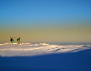Skigebiet Damüls (c) Ludwig Berchtold/Vorarlberg Tourismus