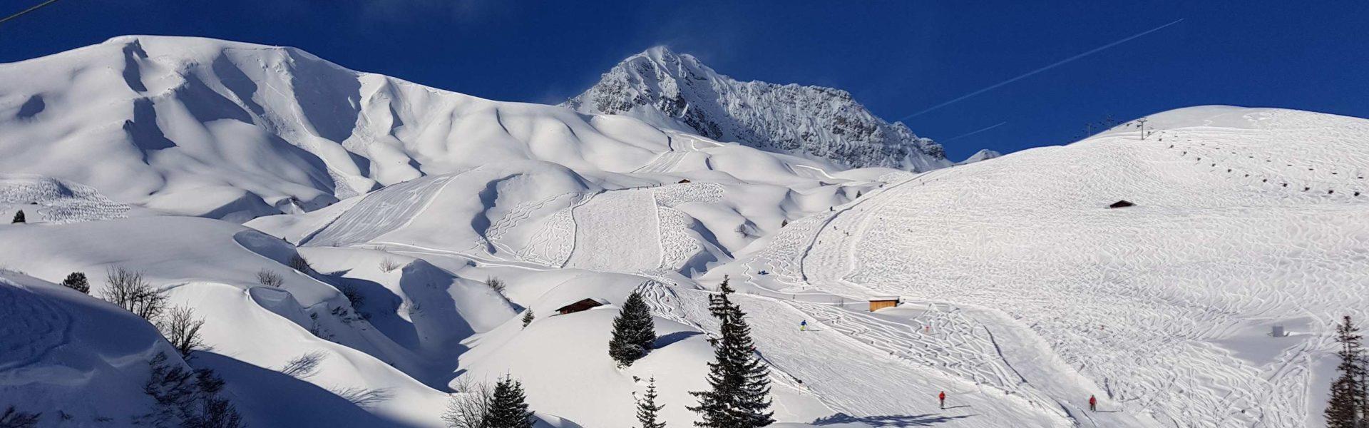 15.1.2019, Skigebiet Lech Zürs am Arlberg (c) Lech Zuers Tourismus by Markus Hahn