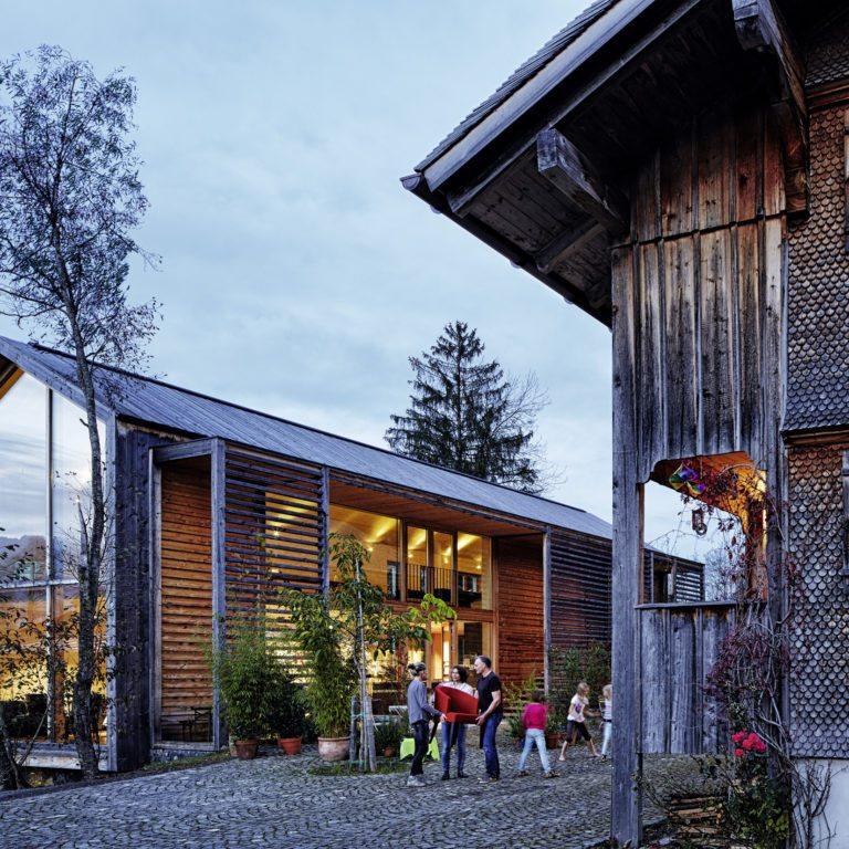 Baukunst Bregenzerwald (c) Adolf Bereuter-Bregenzerwald Tourismus