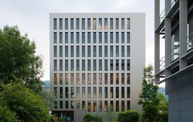 LifeCycle Tower LCT One, Dornbirn (c) Albrecht Imanuel Schnabel