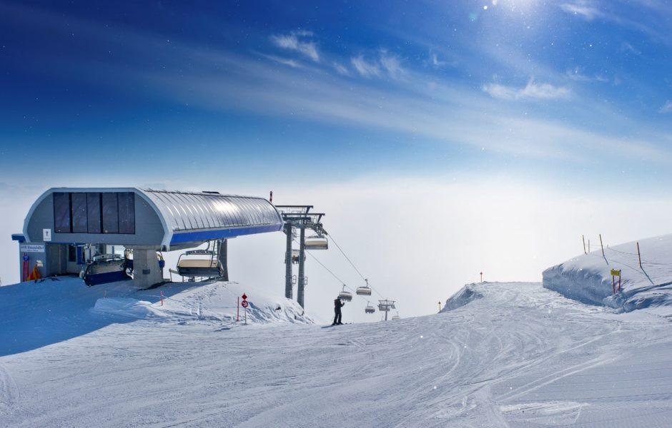 Skigebiet Damüls Faschina, Bregenzerwald, Vorarlberg - Hasenbühellift (c) Damüls Faschina Tourismus / Huber Images