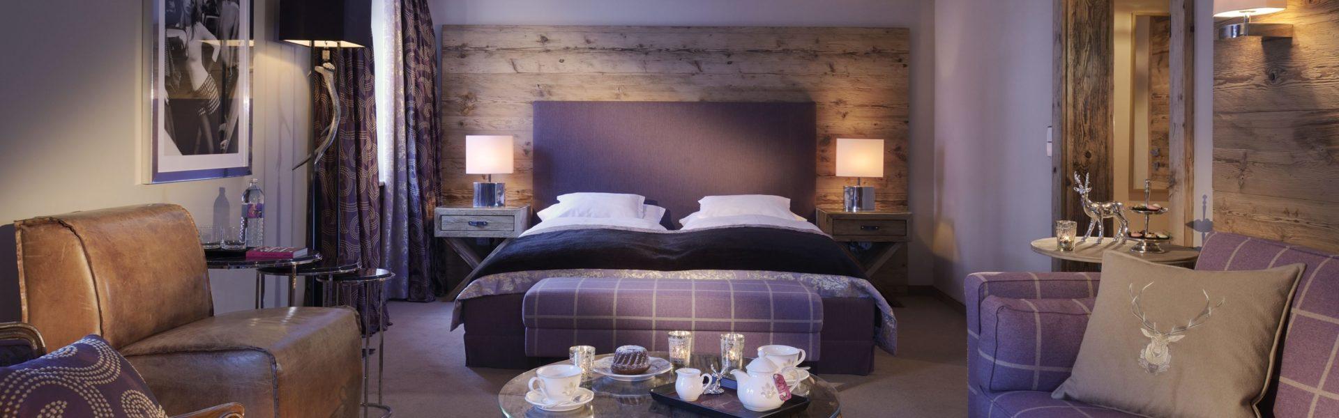 Golfhotel Vorarlberg, Hotel Arlberg Lech, Exklusives Ambiente (c) Hotel Arlberg