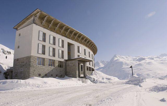 Hotel Silvretta-Haus, Bielerhöhe, Montafon © Silvretta-Haus, Illwerke Tourismus