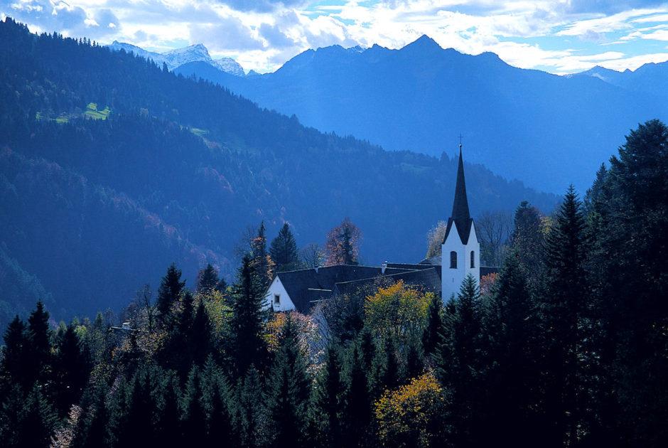 Propstei St. Gerold im Großen Walsertal (c) Propstei St. Gerold
