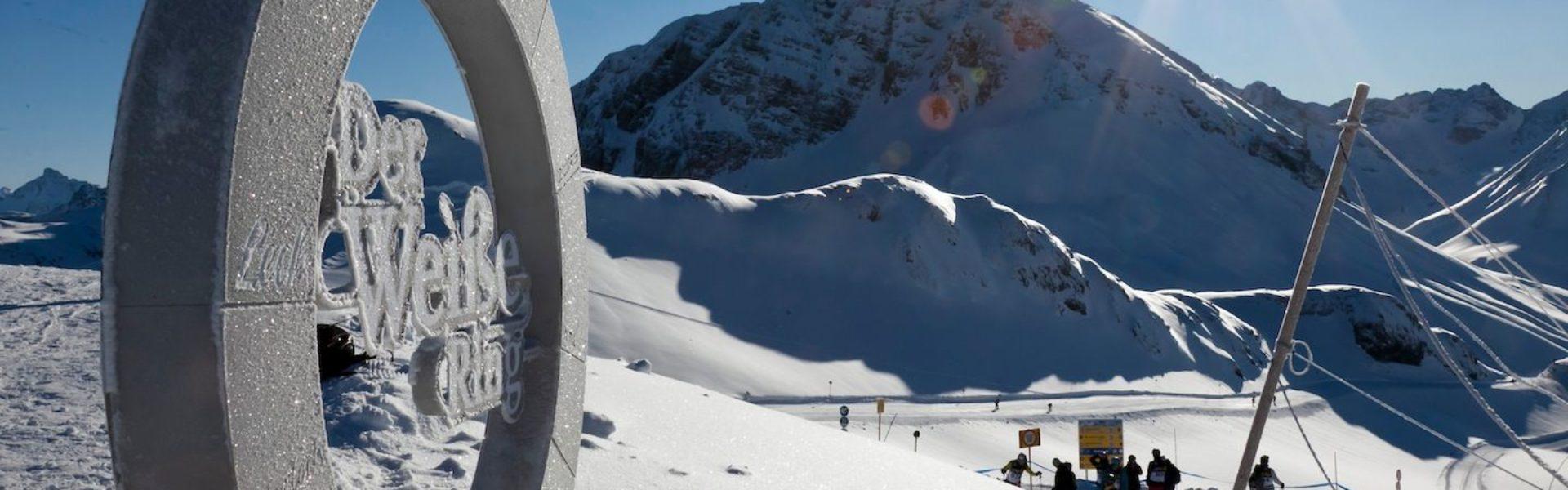 Der Weiße Ring, Das Rennen (c) Lech Zürs am Arlberg