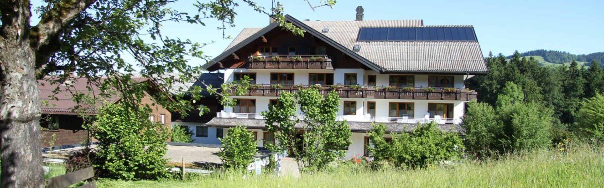 Wellnesshotel Rossbad, Krumbach, Bregenzerwald © Auszeithotel Rossbad