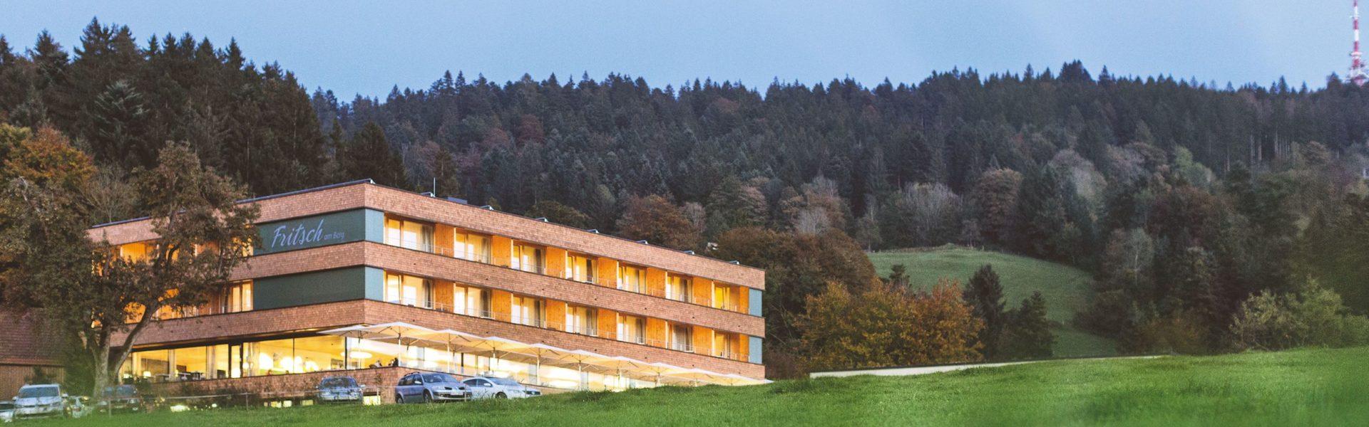 Wellnesshotel Fritsch am Berg Mental Spa, Lochau © Hotel Fritsch am Berg