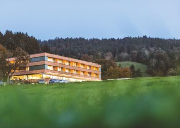 Wellnesshotel Fritsch am Berg Mental Spa, Lochau © Hotel Fritsch am Berg