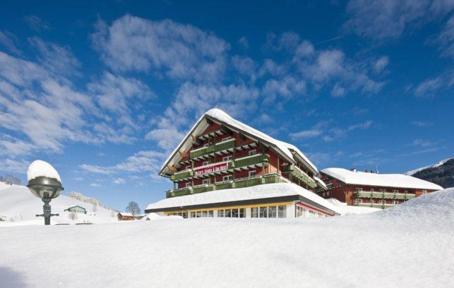 Wellnesshotel Haller's Genuss & Spa Hotel, Kleinwalsertal (c) Haller's Genuss & Spa Hotel