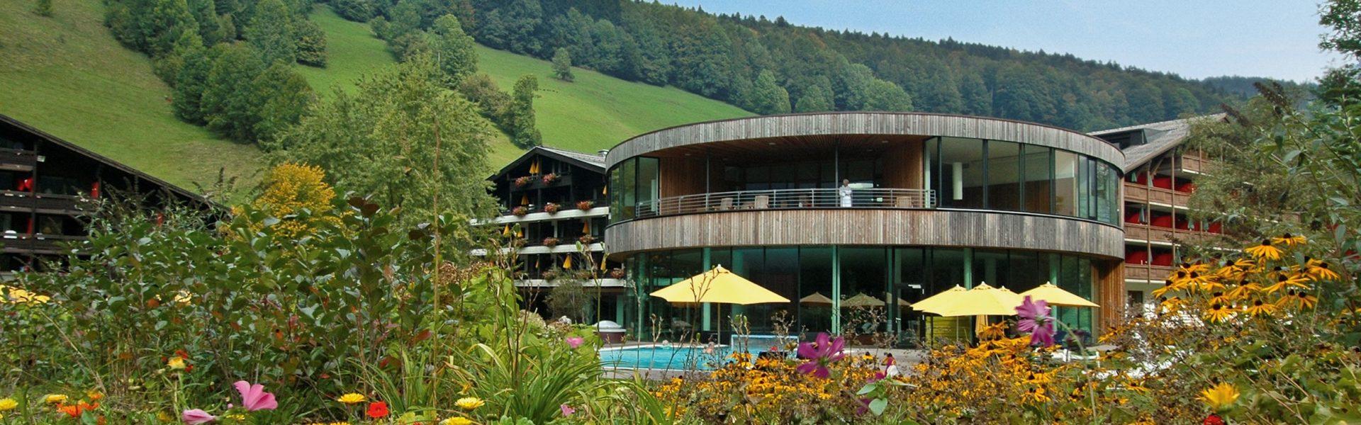 Wellnesshotel Vorarlberg Gesundhotel Bad Reuthe
