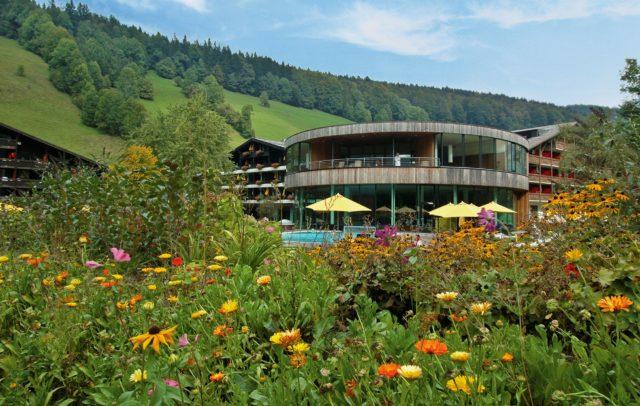 Wellnesshotel Bad Reuthe, Bregenzerwald (c) Hotel Bad Reuthe