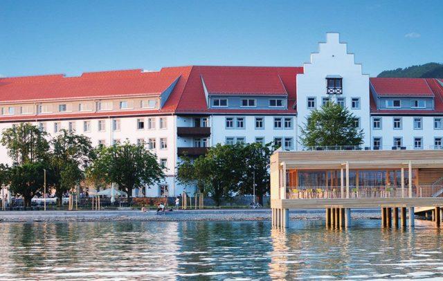 Wellnesshotel Seehotel am Kaiserstrand, Sentido, Lochau am Bodensee (c) Sentido Hotels