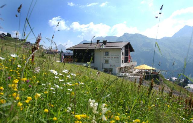 Wellnesshotel Goldener Berg, Lech am Arlberg, Natur (c) Hotel Goldener Berg