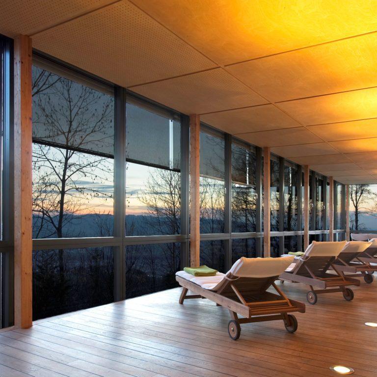 Hotel Rickatschwende, Dornbirn, Wellness