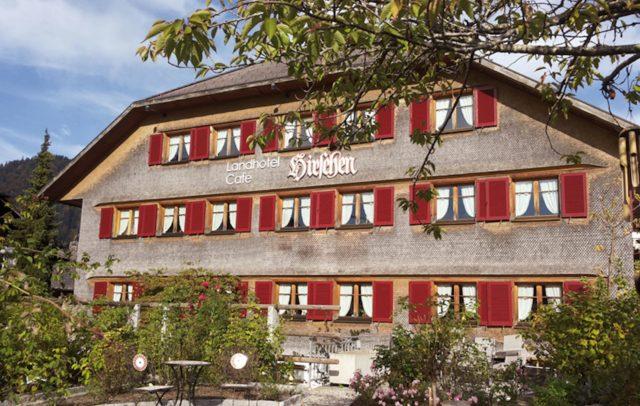 Wellnesshotel Landhotel Hirschen, Hittisau, Bregenzerwald (c) Landhotel Hirschen