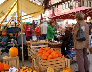 Dornbirner Herbst Markt (c) Foto Dornbirn Tourismus