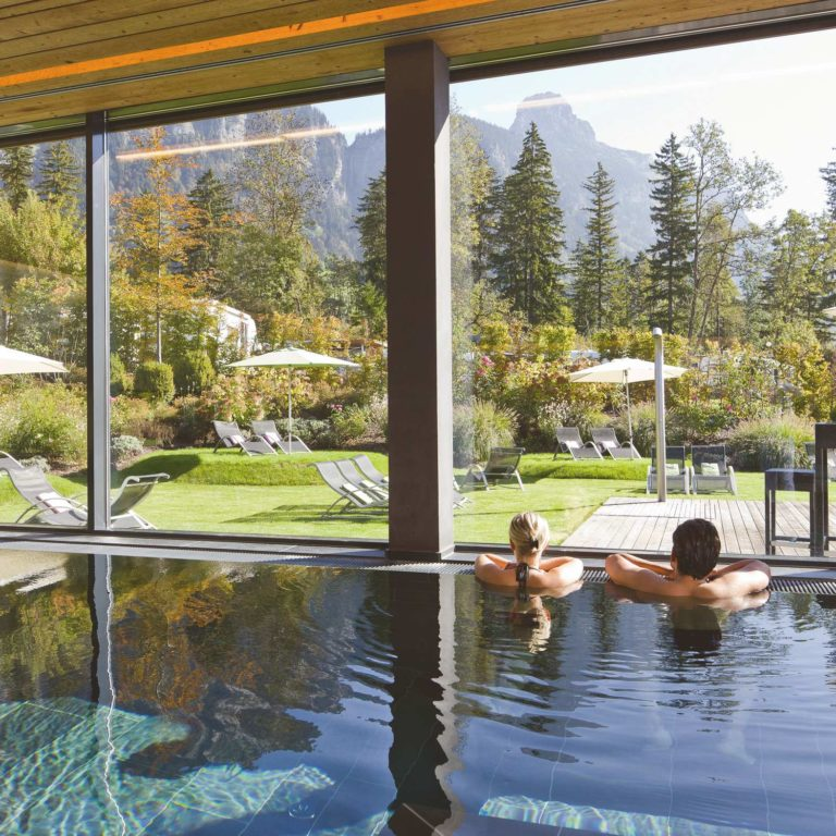 Wellnesshotel Traube Braz, Feel Well Vorarlberg (c) Alpen.Spa.Golf.Hotel Traube Braz