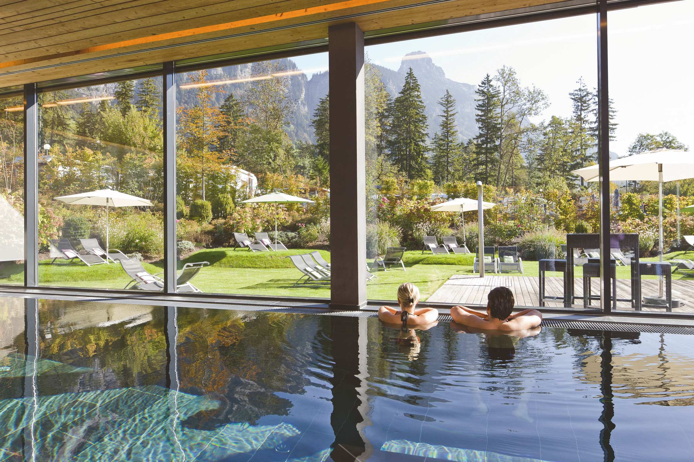 Wellnesshotel Traube Braz - Alpen.Spa.Golf.Hotel - Feel Well Vorarlberg