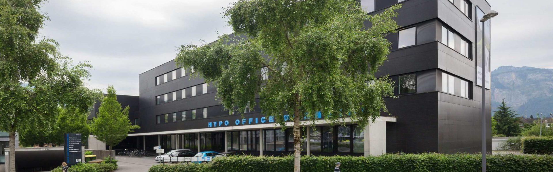 Firmensitz Hypo Office, Dornbirn (c) Petra Rainer / Vorarlberg Tourismus GmbH