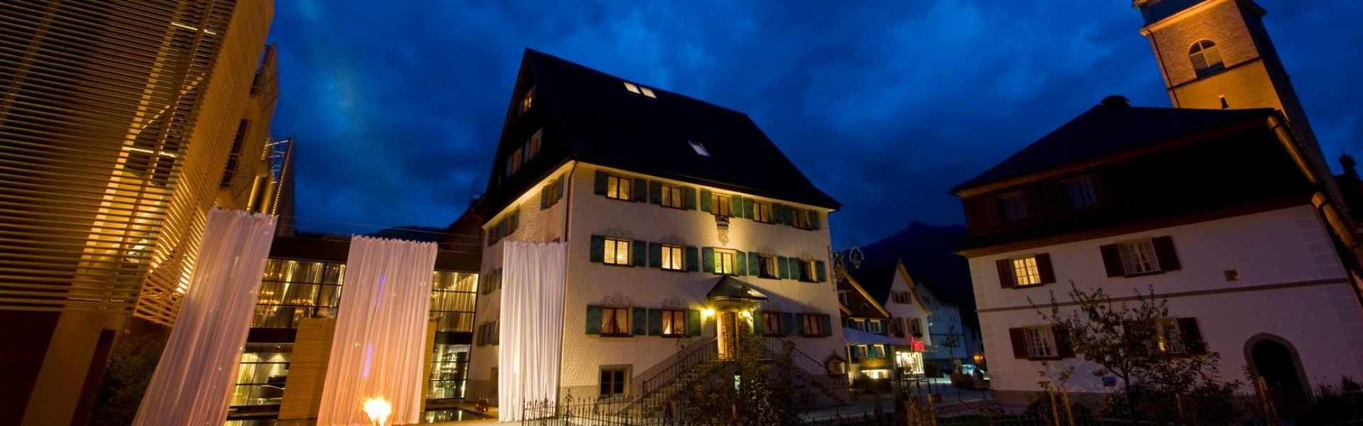 Wellnesshotel GAMS Bezau, Genießer- und Kuschelhotel im Bregenzerwald © Hotel Gams