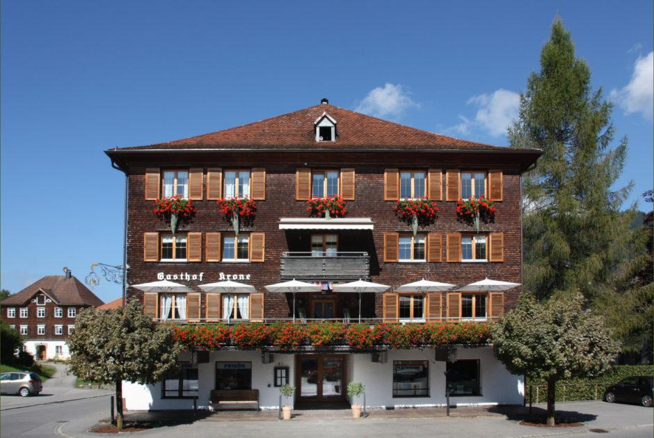 Hotel Gasthof Krone, Golfhotel Hittisau (c) Hotel Krone Hittisau