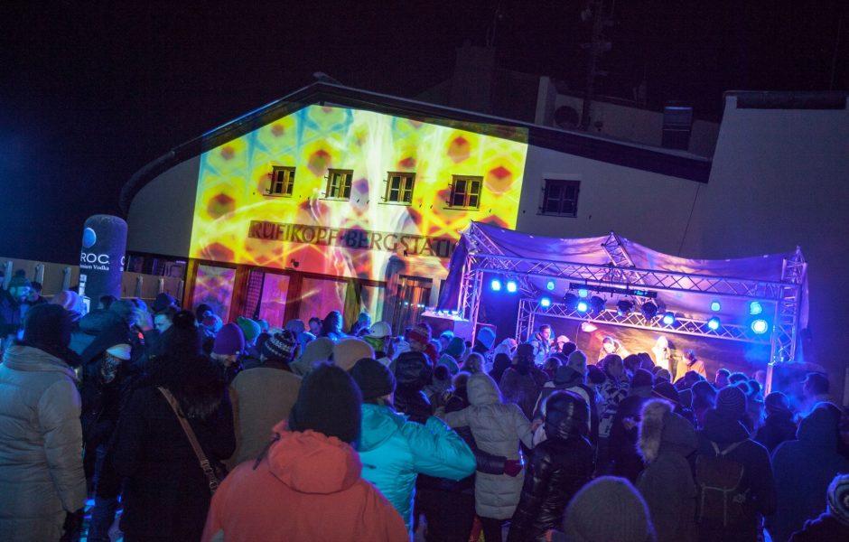 Kunstfestival Fantastic Gondolas, Lech Zürs am Arlberg, Rüfikopf (c) Petelonian / Vorarlberg Tourismus