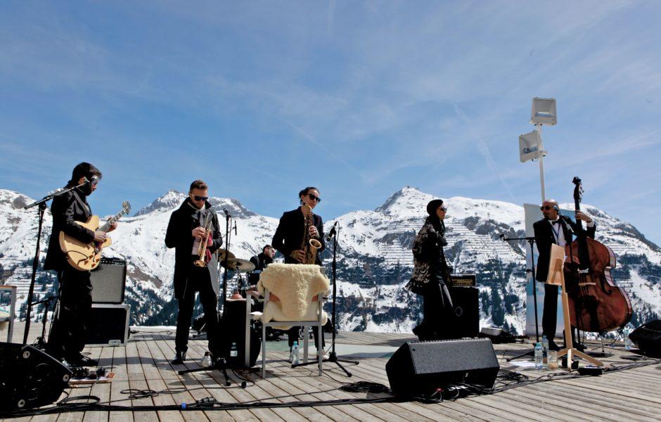 Veranstaltungen, Tanzcafé Arlberg, Après Ski in Lech Zürs (c) Lech Zürs Tourismus