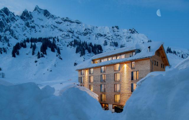 Moderne Gastlichkeit - Hotel Mondschein, Stuben am Arlberg