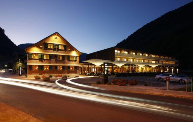 Moderne Gastlichkeit im Lifestyle Resort Sonne Mellau