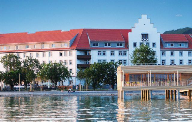 Moderne Gastlichkeit - Seehotel am Kaiserstran, Lochau am Bodensee