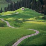 Min Weag, Alpweg Richtung Alpe Bürstegg, Lech Zürs am Arlberg © Peter Mathis / Vorarlberg Tourismus