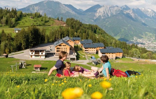Top Family Familienhotel Familienpark Landal Brandnertal, Alpenregion Bludenz © Landal GreenParks