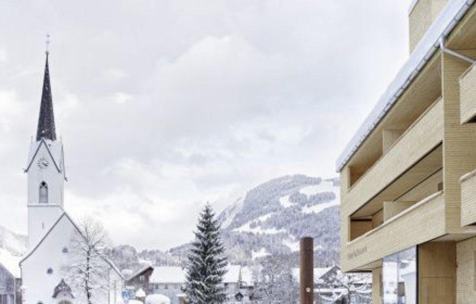 Umgang Bregenzerwald im Winter, Biohotel Schwanen Bizau (c) Bregenzerwald Tourismus