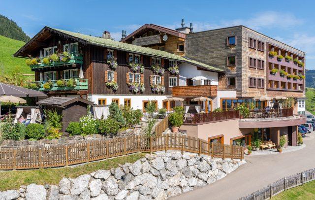 Alphotel in Hirschegg
