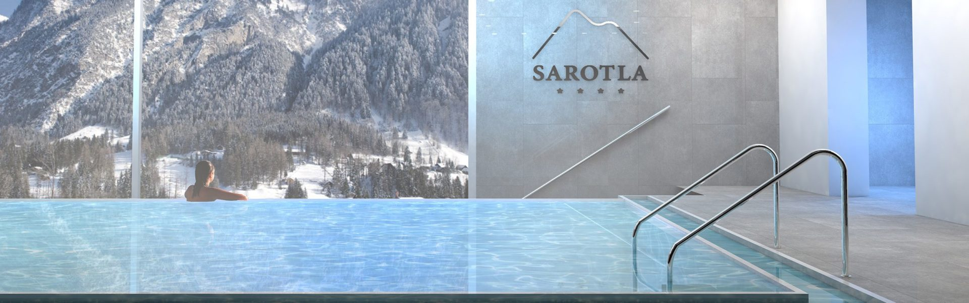 Golfhotel sarotla brand brandnertal for Designhotel vorarlberg