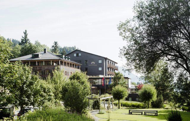 Hotel Rickatschwende Dornbirn-Außenaufnahme (c) hiepler, brunier | Rickatschwende