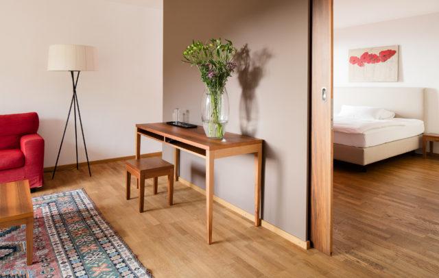 Hotel Rickatschwende Dornbirn-Zimmer (c) hiepler, brunier | Rickatschwende