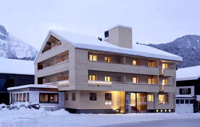 Moderne Gastlichkeit - Biohotel Schwanen, Bizau © Biohotel Schwanen