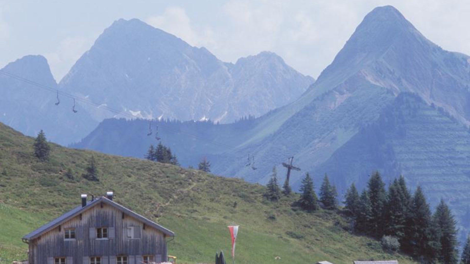 Alpe Oberdamüls