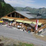 Alphof Rossstelle im Sommer