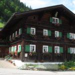 Altes Walserhaus