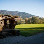 BUS:STOP Krumbach, Haltestelle Unterkrumbach Nord