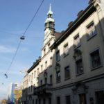 Das Rathaus von Bregenz
