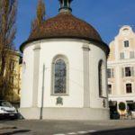 Die unscheinbare Nepomukkapelle