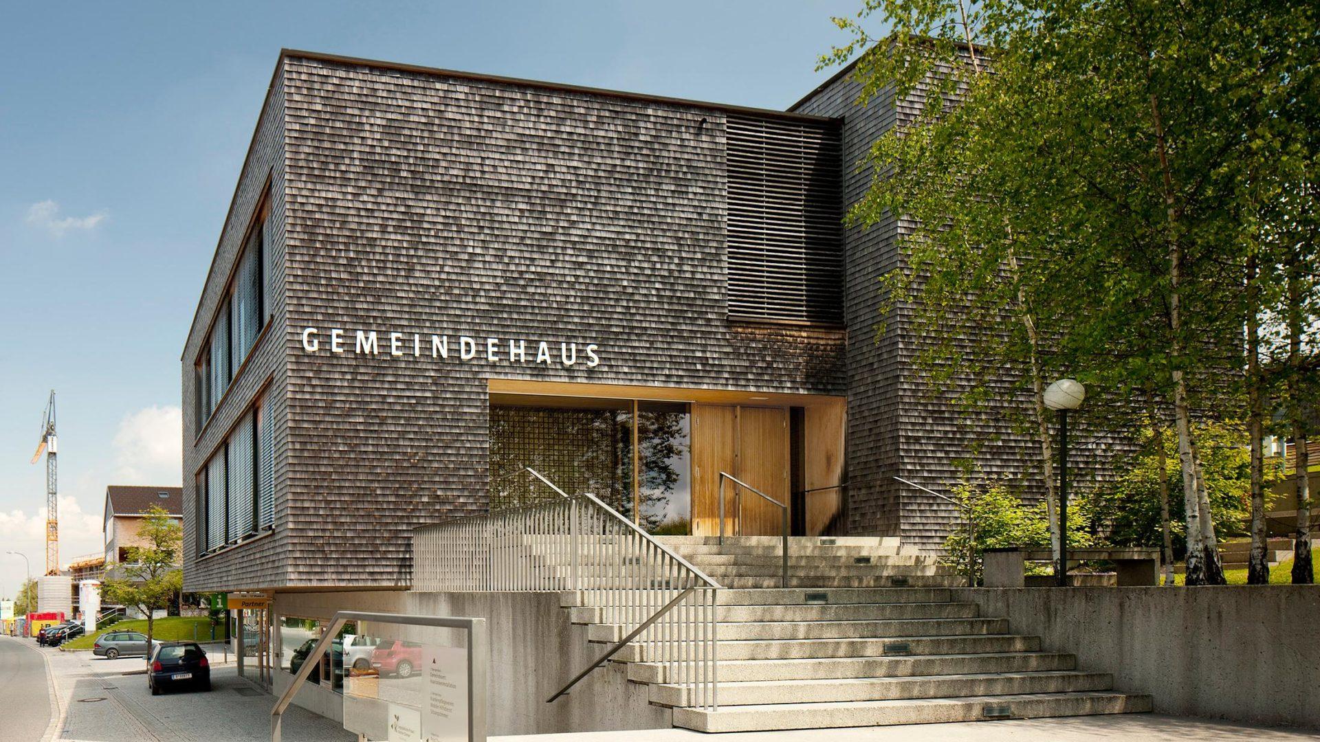 11 empfohlene thematische Architektouren durch Vorarlberg