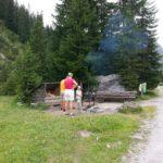 Grillen am Lech