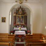 Kapelle Unterboden