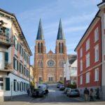 Katholische Pfarrkirche Zum Heiligsten Herzen Jesu (c) Herz-Jesu-Kirche Bregenz