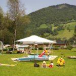 Kinderbereich Schwimmbad Mellau